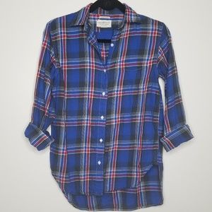 Denim & Supply Ralph Lauren Boyfriend Button Down